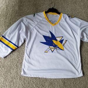 San Jose Sharks Golden State Warriors Jersey